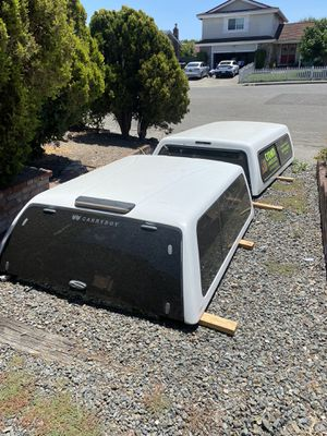 cheap camper shells long bed an short bed for Sale in Petaluma, CA