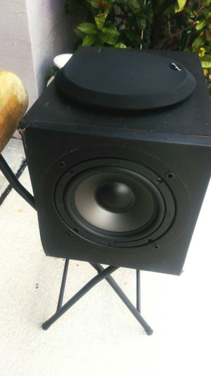 Subwofer polk audio for Sale in Port St. Lucie, FL