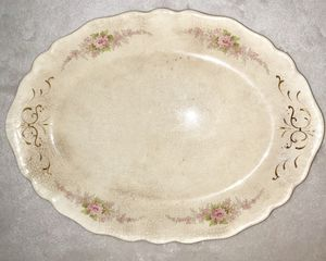Johnson Brothers England Oval Platter for Sale in Vestavia Hills, AL