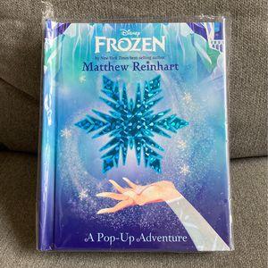 Frozen: A Pop-Up Adventure for Sale in Carpentersville, IL