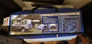 NAPIER Sportz truck tent model # 57 series and The Original AirBedz lite Truck bed air mattress for Sale in East Brunswick, NJ