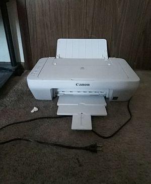 Canon printer model mg2522 for Sale in Waterloo, IA