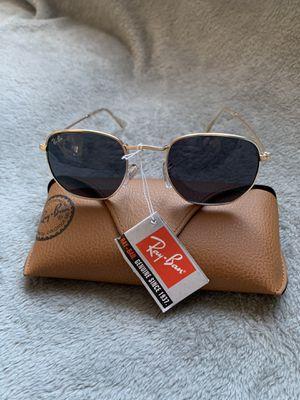 Hexagonals Black/Gold Sunglasses for Sale in San Francisco, CA