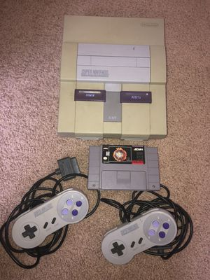 Super Nintendo for Sale in Nashville, TN