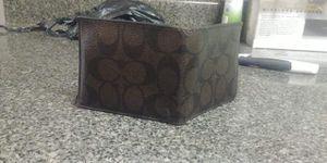 Brown men's coach wallet for Sale in San Diego, CA
