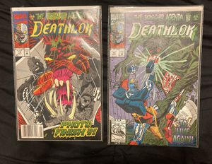 Deathlok #13 & #14 for Sale in Newfield, NJ