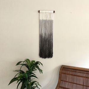 Grey black mini ombré | custom wall decor art tapestry hanging for Sale in Ravensdale, WA