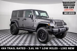 2018 Jeep Wrangler JK Unlimited for Sale in Sumner, WA