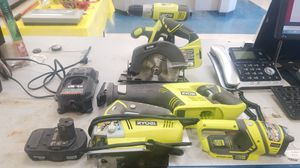 Ryobi Power Tool Set for Sale in Tampa, FL