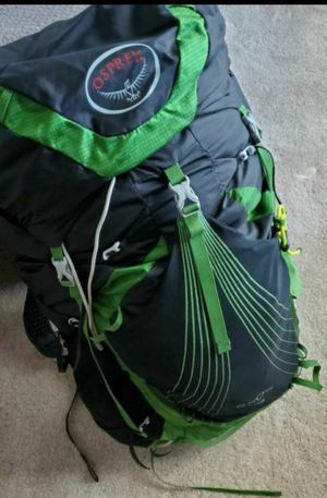 Osprey Exos 48 Backpacking Pack - Hiking Camping Travel for Sale in Riverton, UT