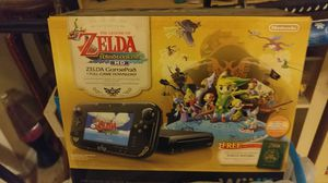 Zelda collectors edition Nintendo Wii u 32gb for Sale in Clermont, FL