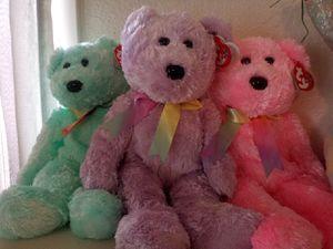 Sherbert Beanie Babies( lg. ones) for Sale in Wichita, KS