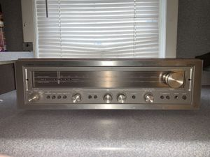VINTAGE WOODGRAIN LUXMAN AM/FM Stereo Tuner Amplifier Receiver R-3030 for Sale in Frederick, MD