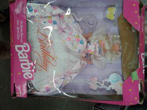 Birthday barbie for Sale in Phoenix, AZ