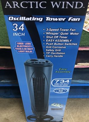 Tower Fan for Sale in Temecula, CA
