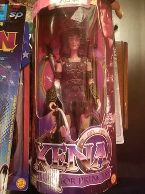 2 Each Xena Vintage Action Figures ... for Sale in Baltimore, MD