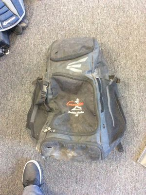 Easton Catchers Backpack As Is - Pick up only for Sale in Orange, CA