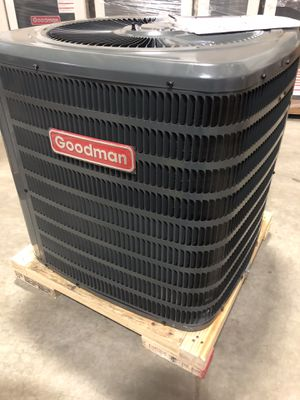 New Condenser AC unit 2 ton 13 seer with installation for Sale in Montgomery, IL