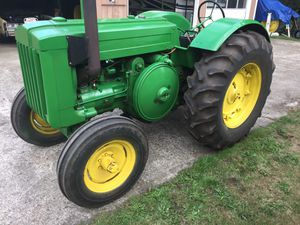 Vintage Antique John Deere Model D Tractor for Sale in Tacoma, WA
