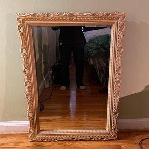 Large Antique Mirror for Sale in Hyattsville, MD
