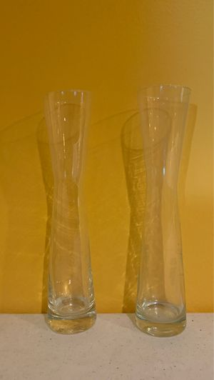 Matching Flower Vases (set of 13) for Sale in Chicago, IL