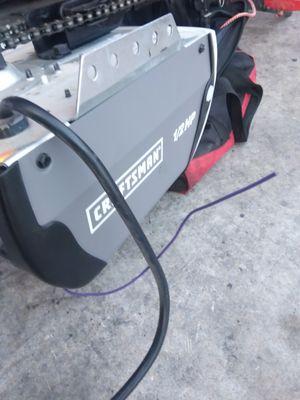 Craftsman 1/2 hp garage motor for Sale in North Las Vegas, NV
