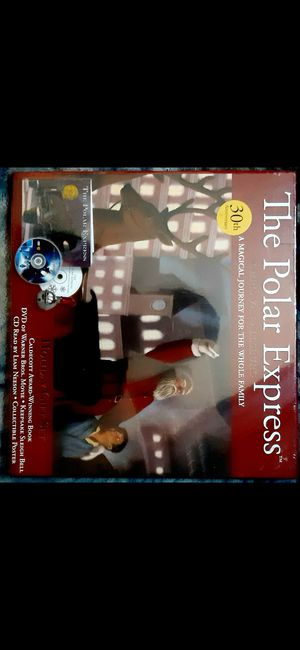 The Polar Express Holiday Gift Set for Sale in Los Angeles, CA