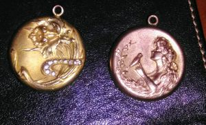 Vintage Victorian lockets for Sale in Mabelvale, AR