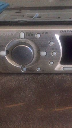 Sony Radio for Sale in Fort Worth,  TX