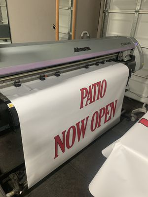 Printer for stickers and banners for Sale in Downey, CA