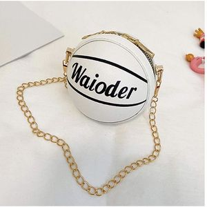 Basketball handbag one shoulder small bag new messenger shaped mini bag for Sale in Fort Lauderdale, FL