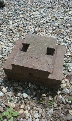 Anvil like antique press .with serial #'s engraved. Heavy. 100+ for Sale in Newburyport, MA