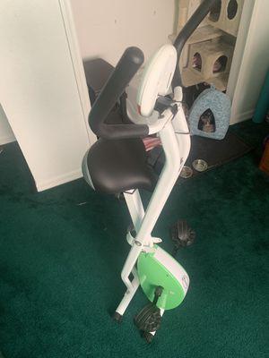 Stationary fold up bike for Sale in Deltona, FL