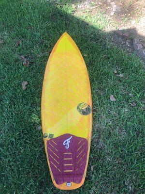 Board theory surfboard 5'5 ridden 2x for Sale in Palm Coast, FL