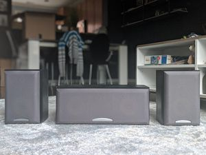 Sony Stereo and Center Speaker System for Sale in Chicago, IL
