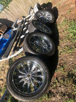 22 strada rims with speed sensor gps for Sale in NEW PRT RCHY, FL