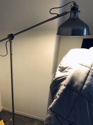 Silver floor lamp for Sale in Boston, MA