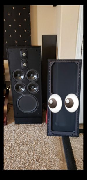 Polk Audio SDA 1C Studio (LIKE NEW W/MANUAL, INTERCONNECT) for Sale in Maricopa, AZ