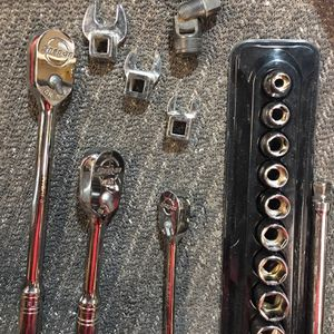 Snap On Ratchet And Socket Set for Sale in Hayward, CA