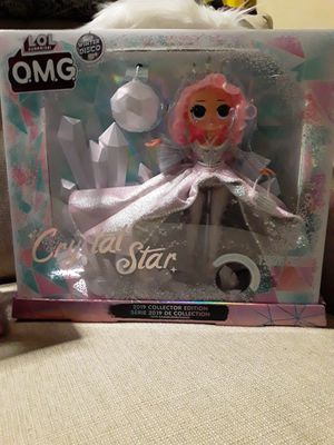 Lol surprise omg doll crystal star for Sale in Pomona, CA