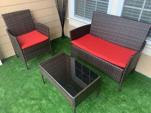 4 piece patio furniture for Sale in Murfreesboro, TN