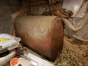 Free oil tank. for Sale in Philadelphia, PA