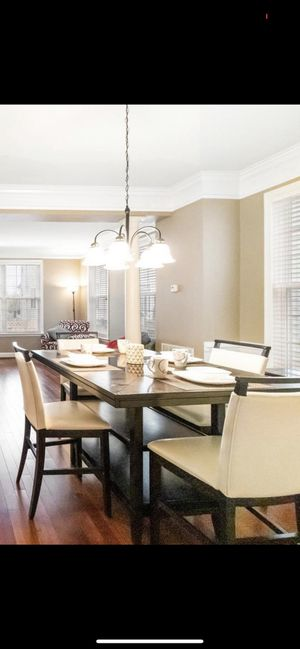 Dining table /6 chairs for Sale in Alexandria, VA