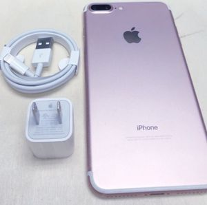 "iPhone 7 Plus ,,Factory UNLOCKED Excellent CONDITION ""as like nEW"" for Sale in Springfield, VA"