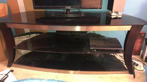 Black tv stand for Sale in Woodbridge, VA