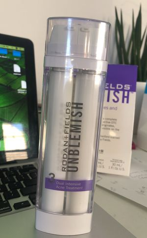 Rodan and fields unblemish dual intensive acne treatment for Sale in Woodland Park, NJ