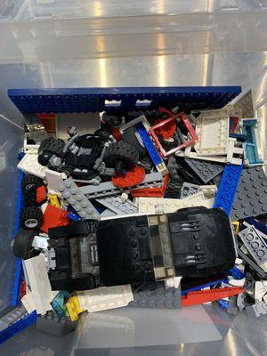 LEGO Small Bulk 500+pieces for Sale in Atlanta, GA