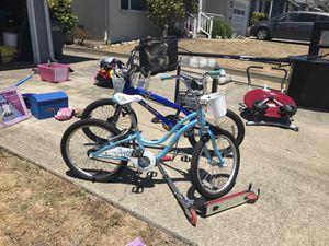 Girls bike 20R for Sale in San Bruno, CA