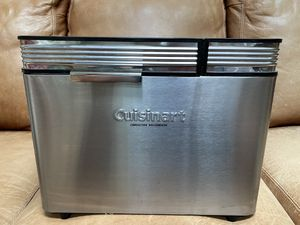 Cuisinart CBK 200 Bread Maker Machine for Sale in Denver, CO