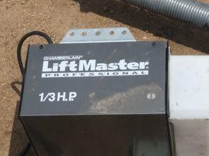 LiftMaster professional 1/3 hp for Sale in San Bernardino, CA